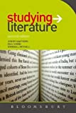 img - for Studying Literature, Second Edition The Essential Companion (Studying...Series) by Paul Goring (2010-01-29) book / textbook / text book