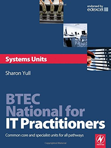 BTEC National for IT Practitioners: Systems units