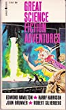 img - for Great Science Fiction Adventures (Lancer SF, 72-697) book / textbook / text book