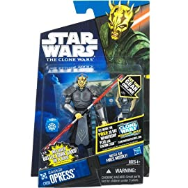 Savage Opress Armored CW59 Star Wars Clone Wars Action Figure