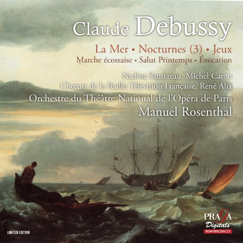 Buy Debussy: La Mer, Nocturnes, Jeux From amazon