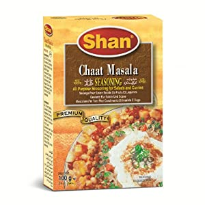 Shan Chaat Masala Seasoning 100g