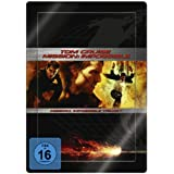"Mission Impossible 1-3 - Steelbook (3 DVDs inkl. Poster)von ""Tom Cruise"""