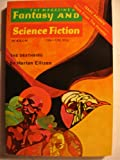 The Magazine of Fantasy and Science Fiction (March 1973) (Vol. 44 No. 3)