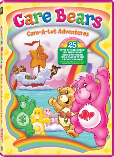 Care Bears - Care A Lot Adventures front-331468