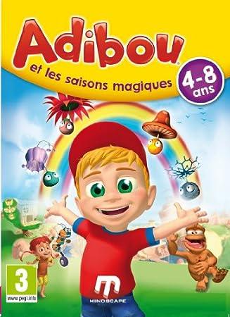 Adibou et les saisons magiques 4-8 ans 2011/2012