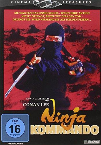 Ninja Kommando (Cinema Treasures)
