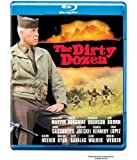 The Dirty Dozen [Blu-ray] [1967] [US Import]
