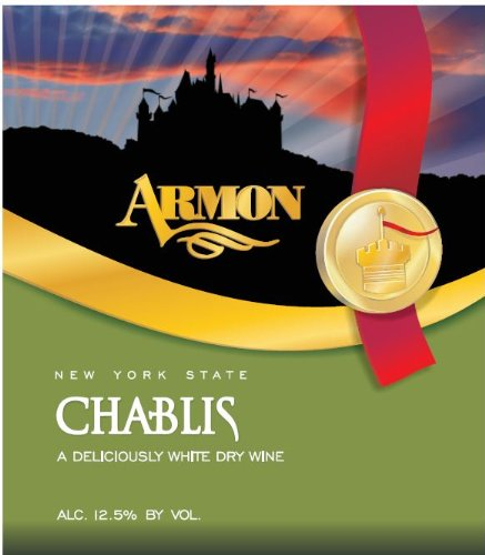 Nv Armon Chablis New York White Wine 750 Ml