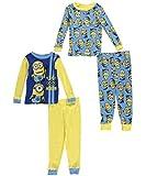 Despicable-Me-Little-Boys-Toddler-Team-Minion-4-Piece-Pajama-Set-bluemulti-2t