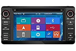 See Crusade Car DVD Player for Mitsubishi Outlander / Lancer / Asx 2013- Support 3g,1080p,iphone 6s/5s,external Mic,usb/sd/gps/fm/am Radio 7 Inch Hd Touch Screen Stereo Navigation System+ Reverse Car Rear Camara + Free Map Details