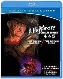 エルム街の悪夢4/ザ・ドリームマスター最後の反撃&エルム街の悪夢5/ザ・ドリームチャイルド [Blu-ray]