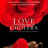 Songtexte von Antonio Pinto - Love in the Time of Cholera