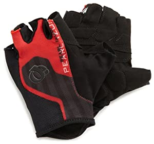 Pearl Izumi Men's Attack Glove, True Red, Small