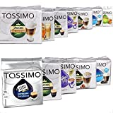 MEGA VALUE Tassimo Assortment Pack Containing 40 Factory...