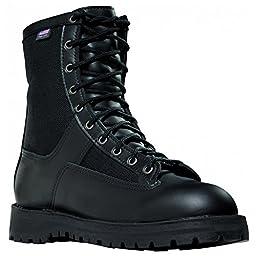 Danner Women\'s Acadia W Uniform Boot,Black,6.5 M US