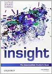 Insight : Pre-Intermediate Student's...