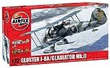エアフィックス 1/72 グロスターグラディエーターMk.II/J-8A雪上戦闘機 【A02063】