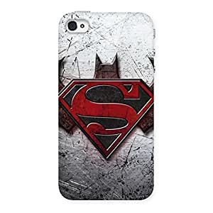 Ajay Enterprises Dayws Back Case Cover for iPhone 4 4s