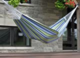Vivere Brazilian Style Single Hammock, Oasis