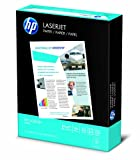 HP LaserJet Paper, 98 Brightness, 8.5 x 11 Inches, 24 lb, 500 Sheets (11240-0)