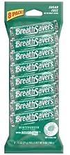 Breath Savers Mints, Wintergreen, 8-C…