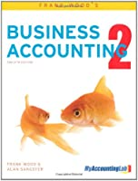 Frank Wood's Business Accounting Volume 2 with MyAccountingLab Access Card: Volume 2