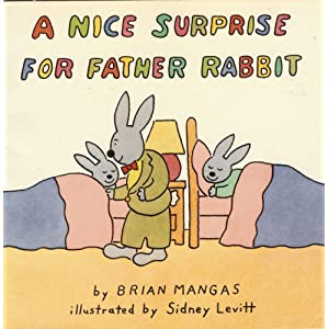NICE SURPRISE FOR FATHER RABBIT
