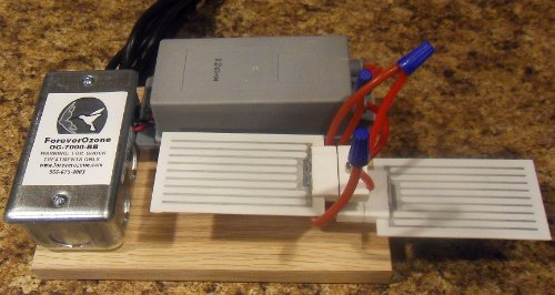 Image of 7000 mg/h Shock Treatment Bare Bones Ozone Generator (OG-7200-BB)