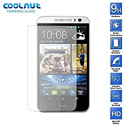 COOLNUT® HTC Desire 616 Tempered Glass Screen Protector
