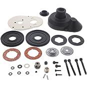 Hpi 1/10 Blitz * 88 T 83 T Spur Gears, Slipper Clutch & Motor Plate & 18 T Pinion *
