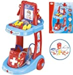 TOYRIFIC LITTLE DOCTOR NURSES PLAYSET...