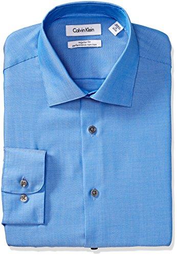 Calvin-Klein-Mens-Regular-Fit-Non-Iron-Textured-Stripe-Shirt
