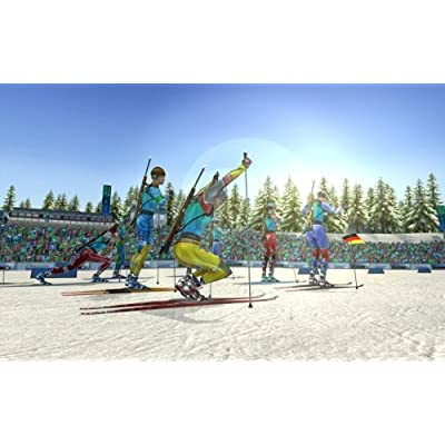 CrimsonRain.ComRTL Biathlon 2009 滑雪射擊2009