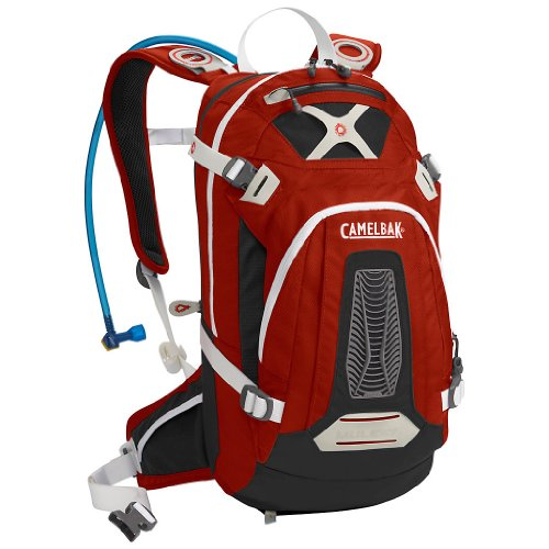 Camelbak M.U.L.E. Nv 3 Litre Hydration Pack - Red, 100oz