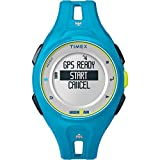 Timex® IRONMAN® Run X20 GPS Watch, Full Size, Bright Blue