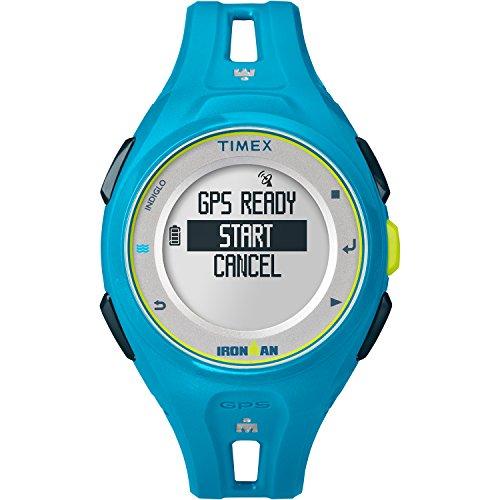 Timex® IRONMAN® Run X20 GPS Watch, Full Size, Bright Blue