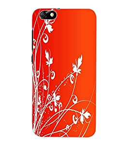 ColourCraft Lovely Pattern Design Back Case Cover for HUAWEI HONOR 4X