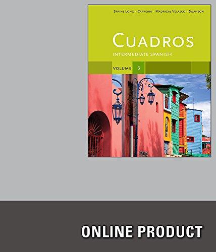cuadros-premium-web-site-for-spaine-long-carreira-volume-3-intermediate-spanish-1st-edition