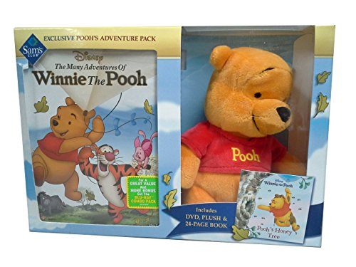 Winnie the Pooh - Also Includes DVD