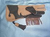 Le gant de fauconnerie