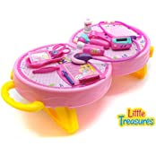 My Lovely Pink Dr Doctor Medical Kit Play Set For Kids Pretend & Play Tools Toy Set Great Gift For Your Little...