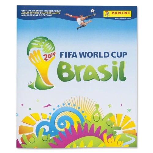 Panini - FIFA World Cup 2014 Brasil - ALBUM (Panini Stickers World Cup compare prices)