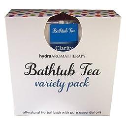 Hydra Bathtub Tea - Variety Pack - 4 Tea Bags