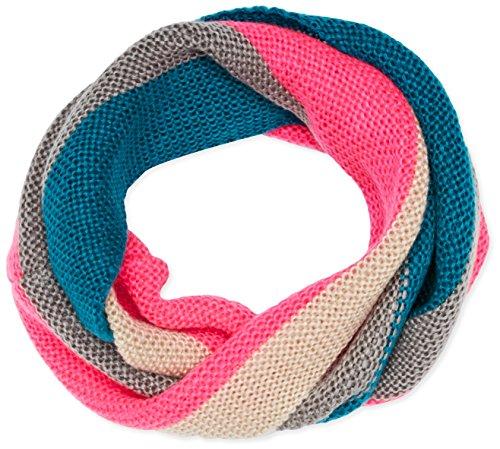 Quiksilver - Sciarpa, Donna, Multicolore (Multicoloured), Taglia unica