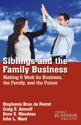 Siblings and the Family Business: Making It Work