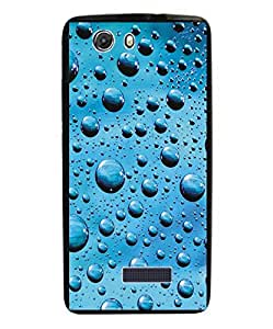 Techno Gadgets Back Cover for Micromax Canvas Mega E353