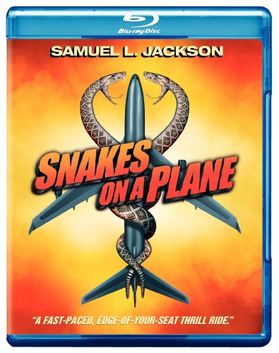 Cover art for  Snakes on a Plane [Blu-ray]