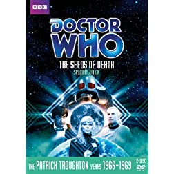 Doctor Who: Story 48 - The Seeds Of Death (Special Edition)