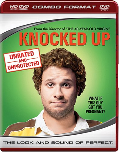 Knocked Up [UNRATED] / Немножко беременна (2007)